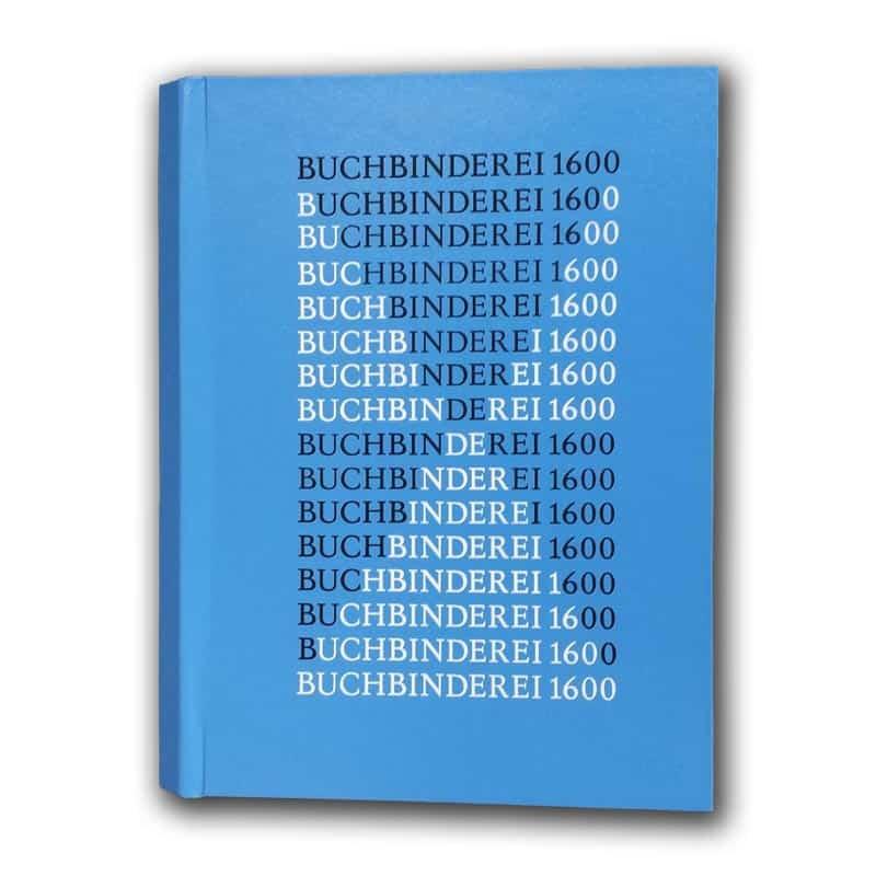 Moderner Bucheinband peraegt